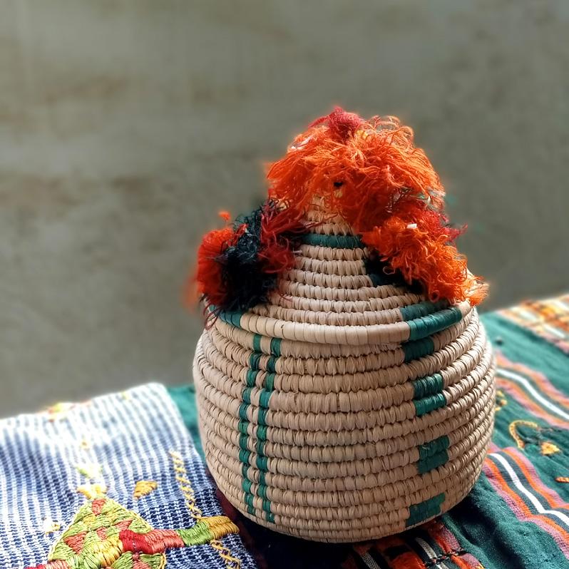 basket siwa egypt