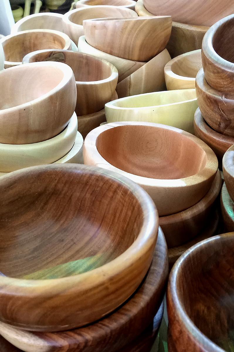 wooden bowl egypt