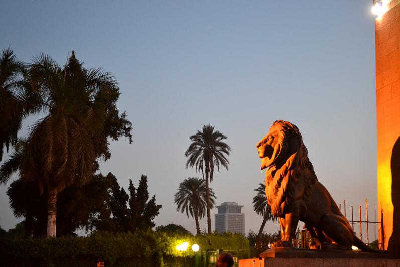 Kasr El Nil Bridge cairo
