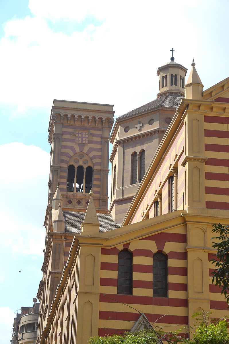 saint joseph's church cairo