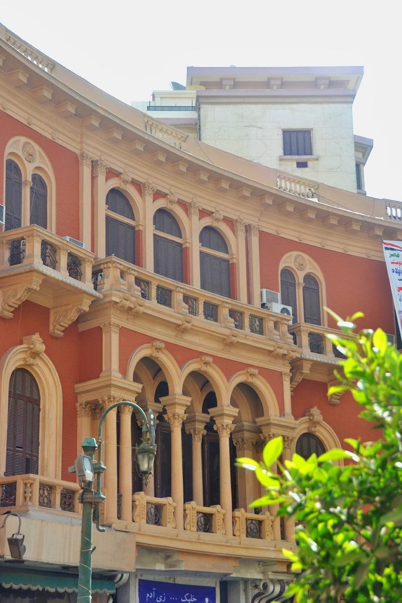 suares building cairo