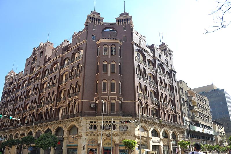 shurbagi building cairo