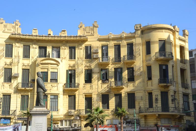 talaat harb square cairo