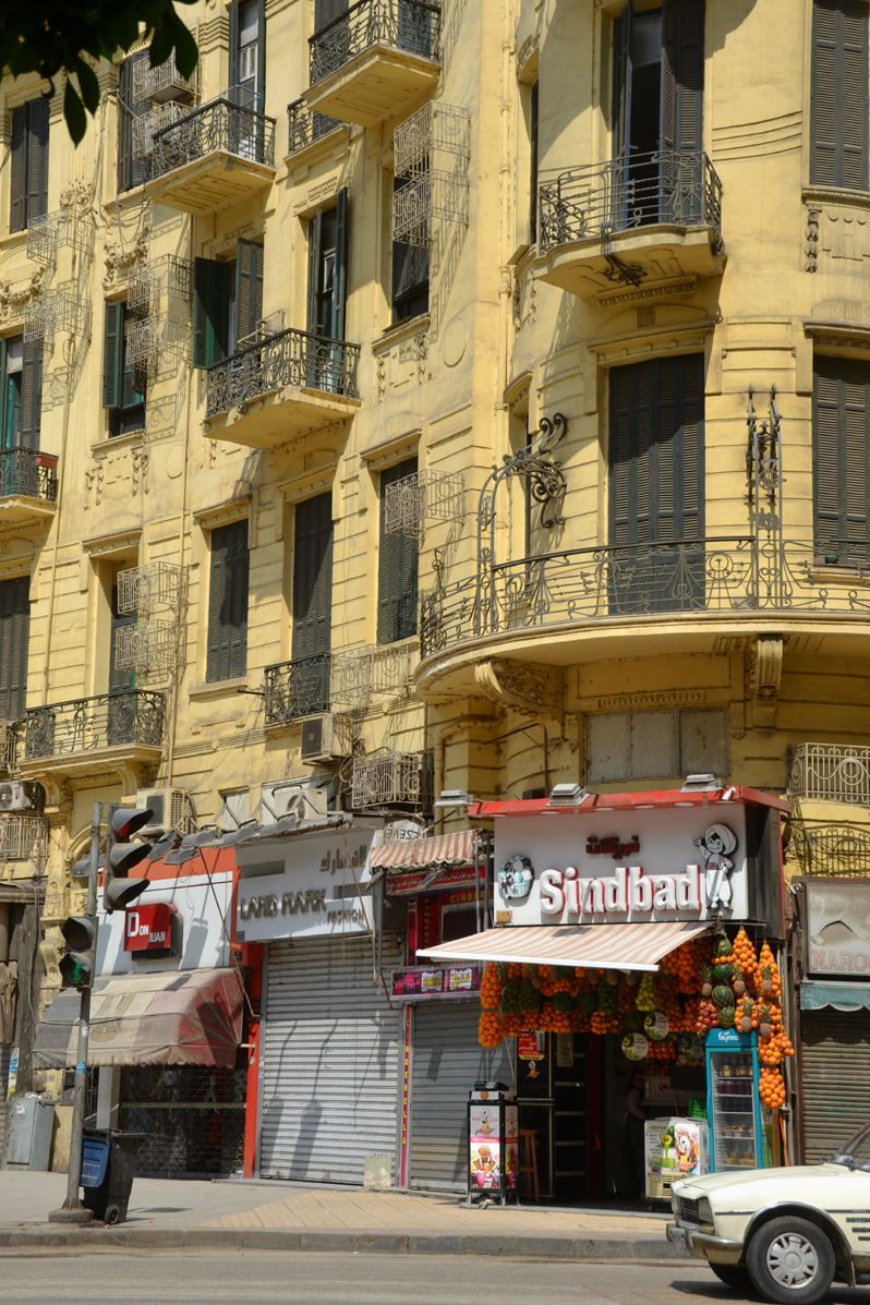 downtown cairo tour