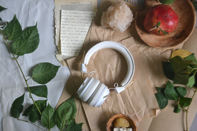 slow living podcasts