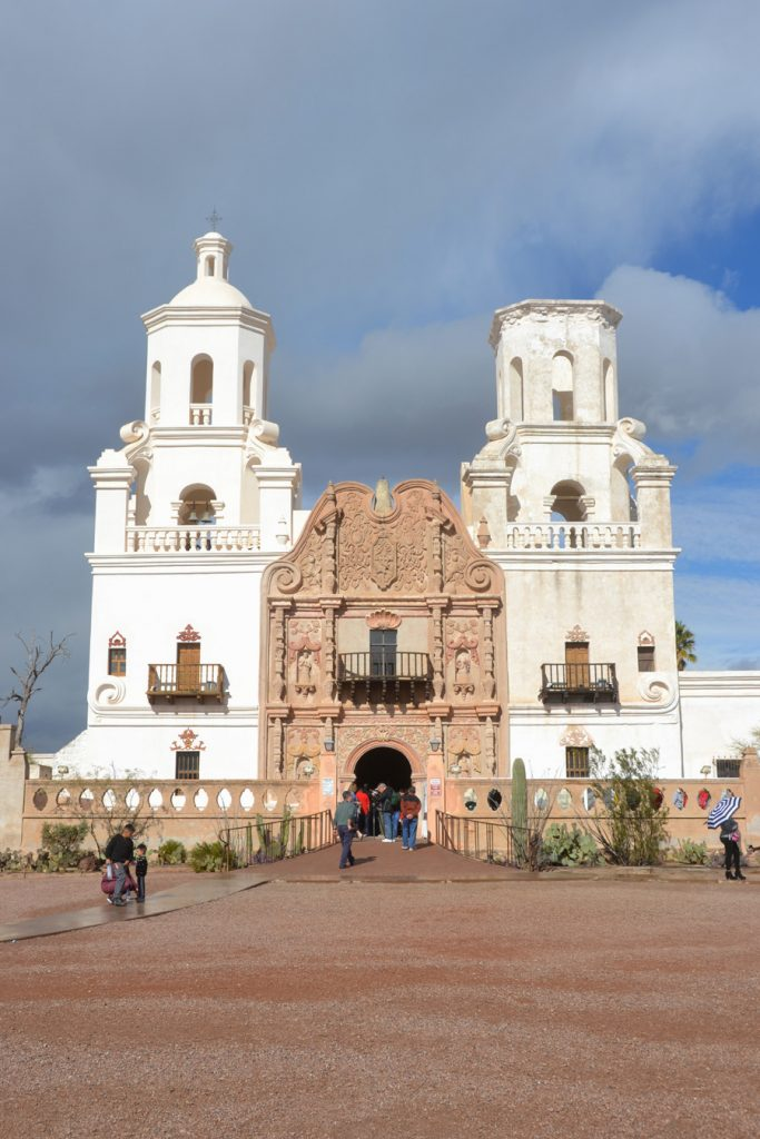 A Guide To Tucson's Mission San Xavier del Bac