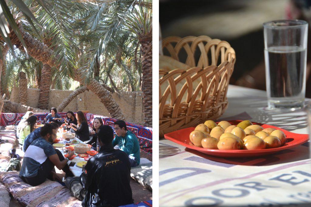 Dates in Siwa