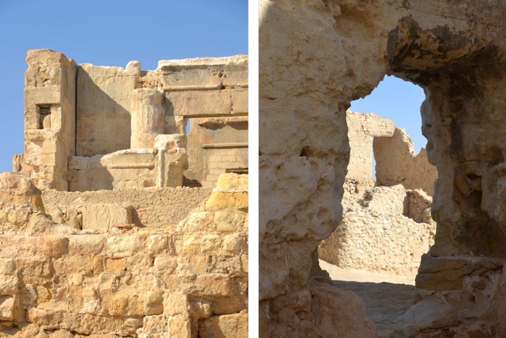 Temple of the Oracle of Amun