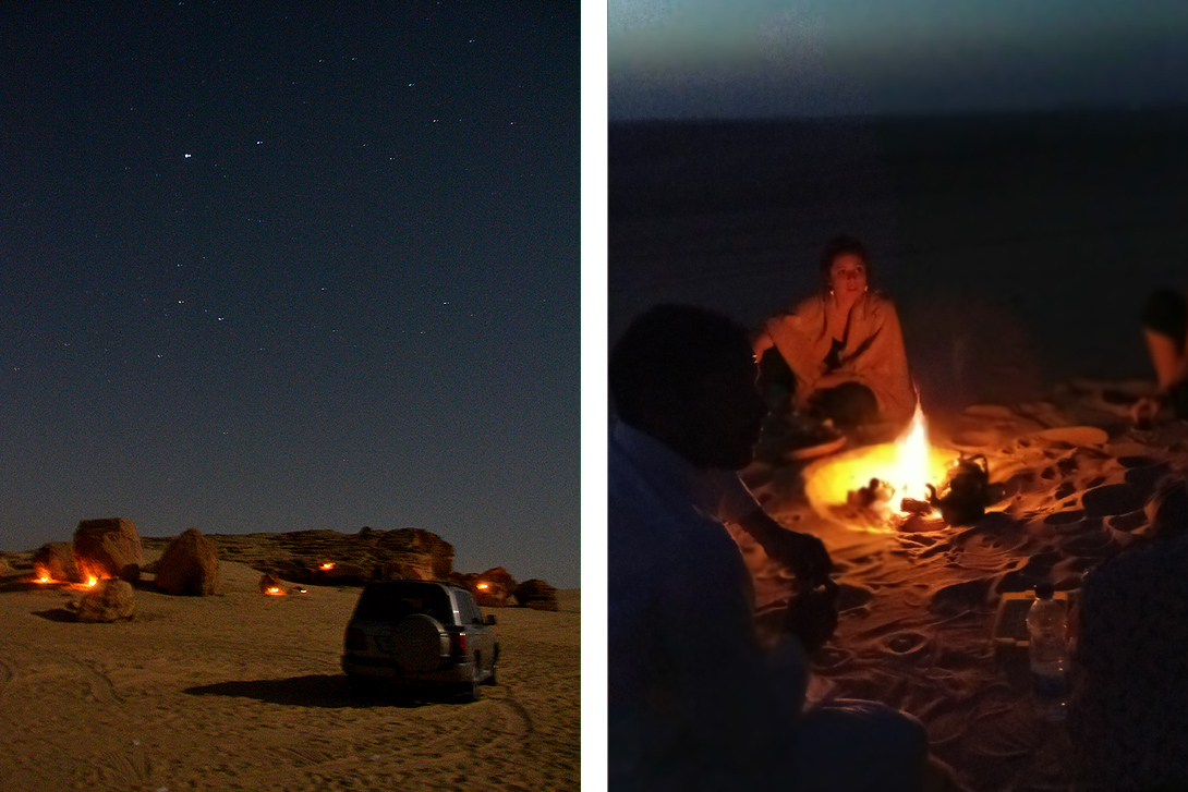 siwa astro camp