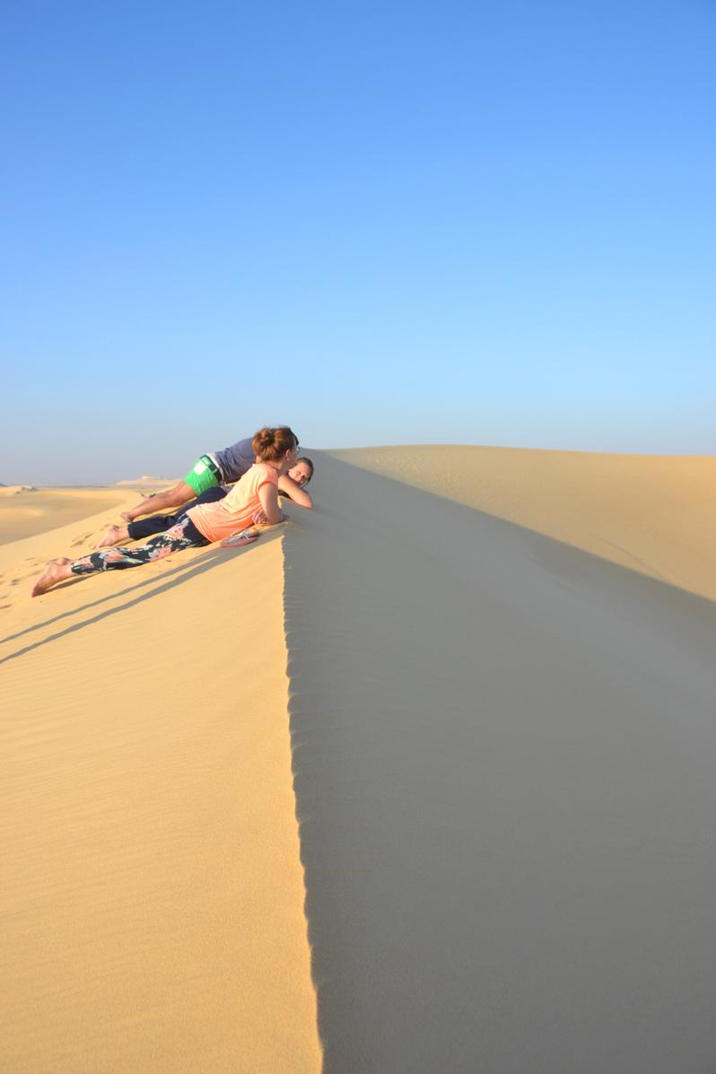 siwa egypt desert