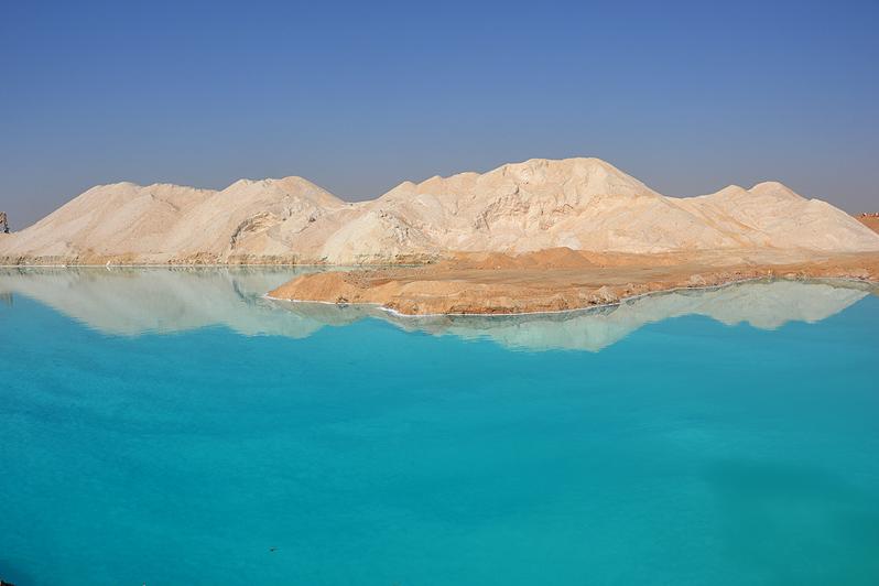siwa salt lakes