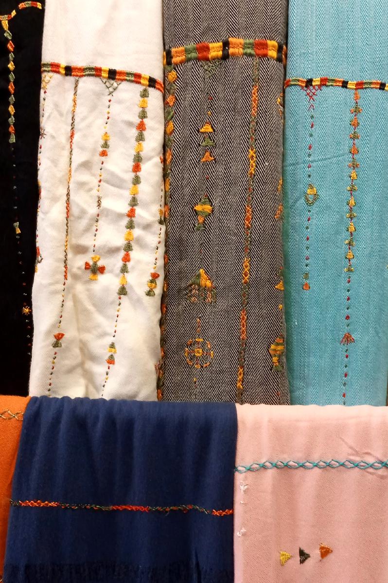 amazigh embroidery