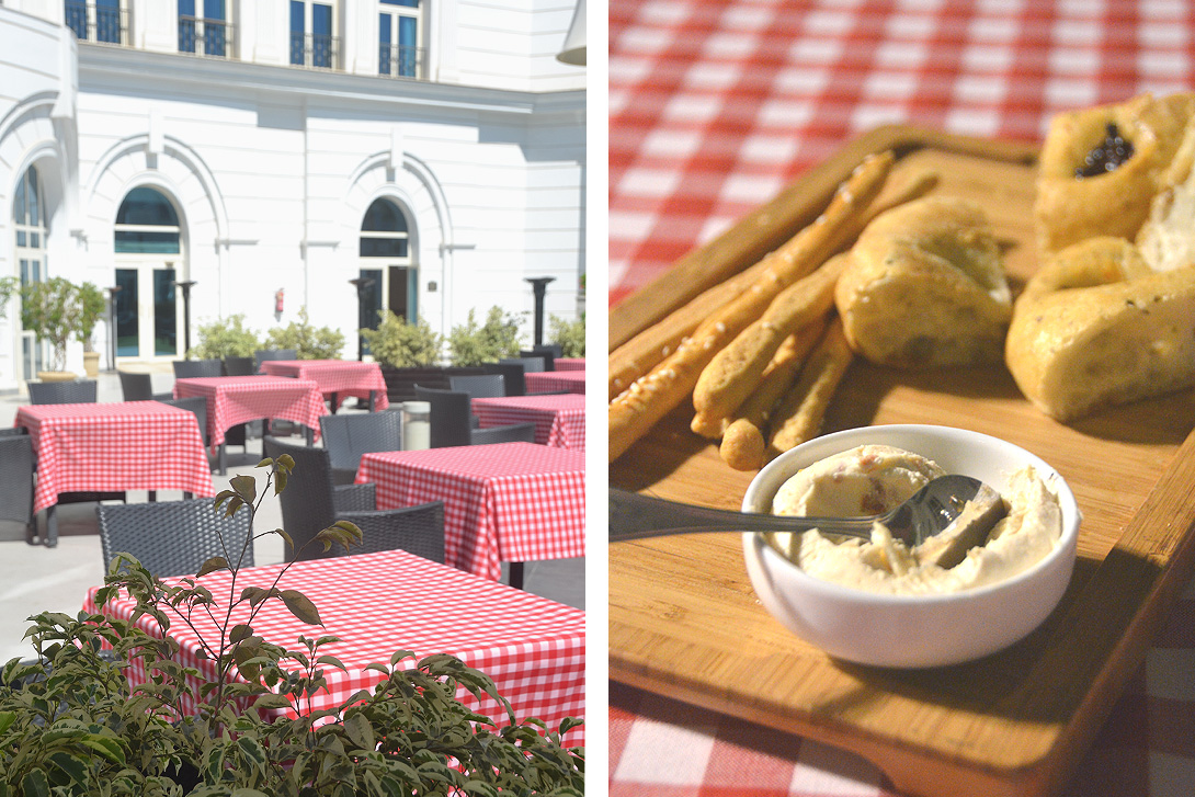 royal maxim palace kempinski restaurants