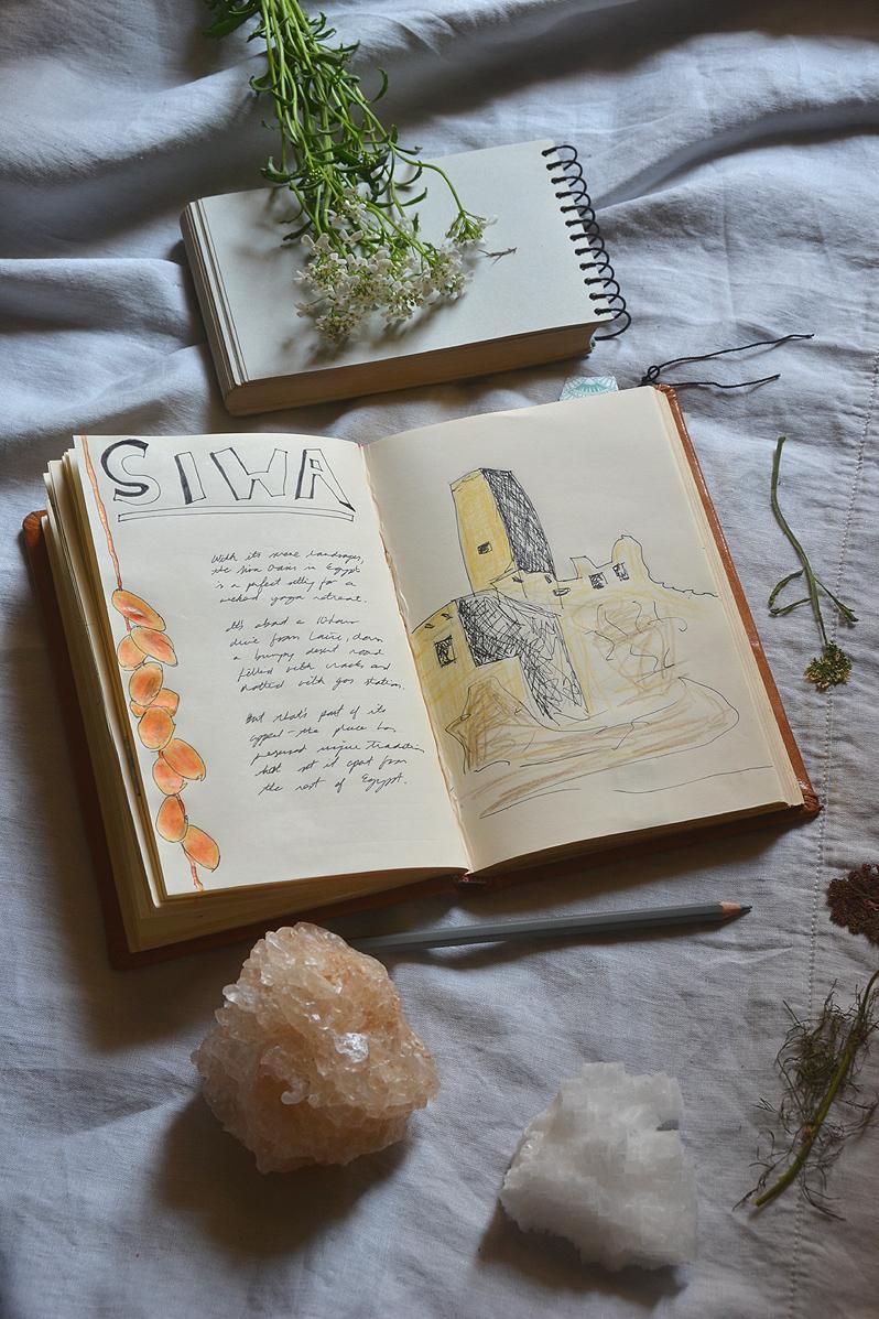 journaling travel diary
