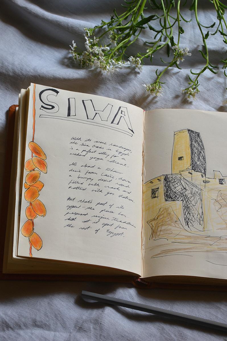 siwa diary