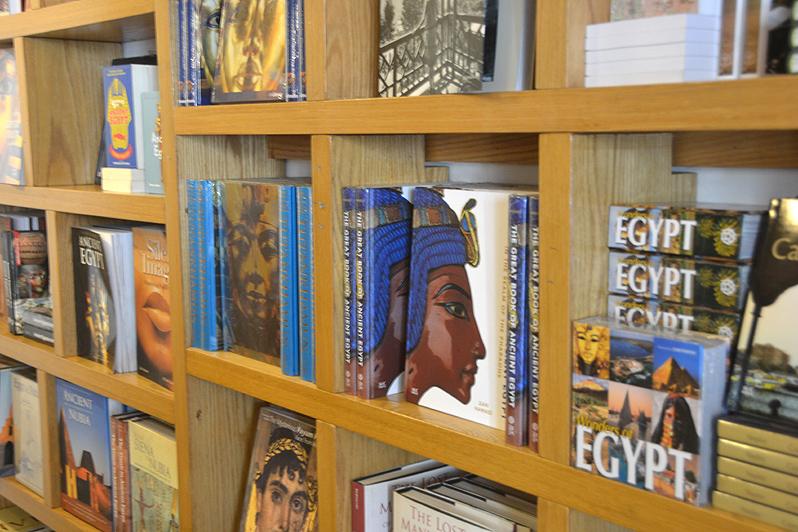 auc bookstore cairo