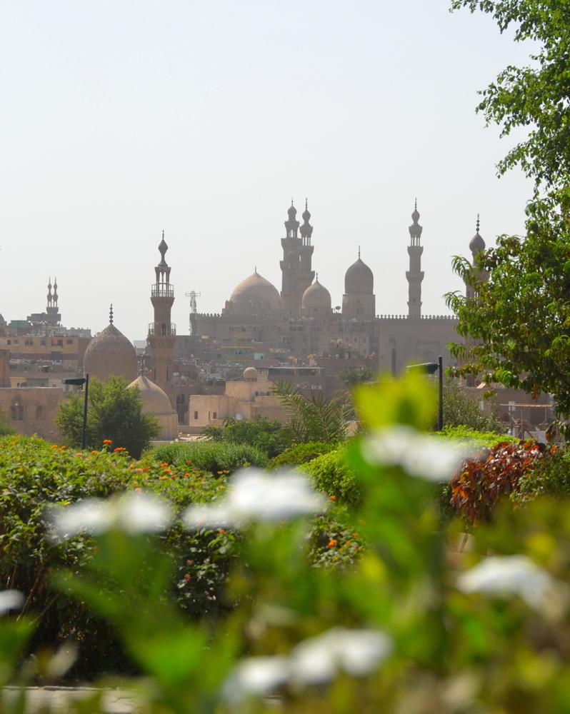 azhar park cairo