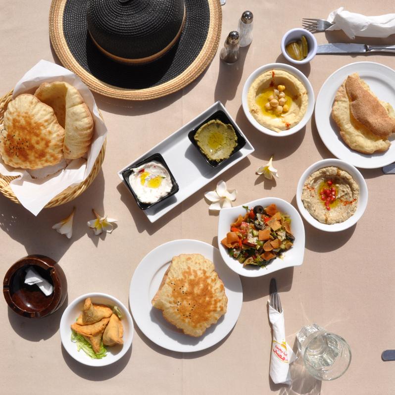 azhar park restaurant