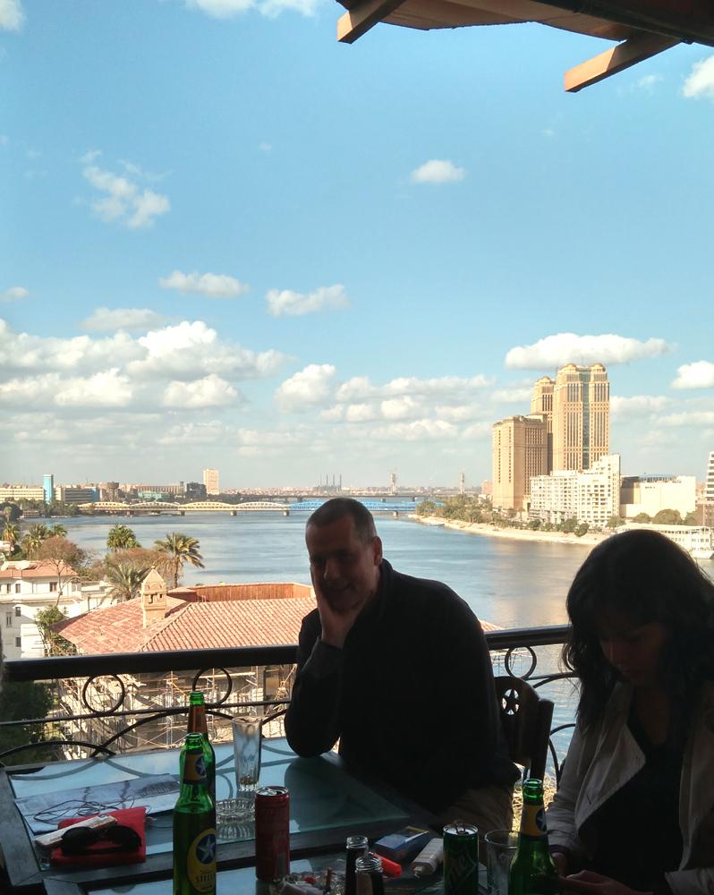 rooftop bar zamalek cairo