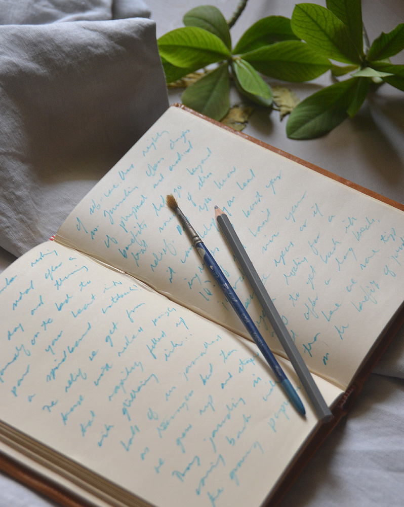 importance of writing daily diary